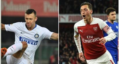 L'Arsenal ci prova: Ozil all'Inter in cambio di Perisic