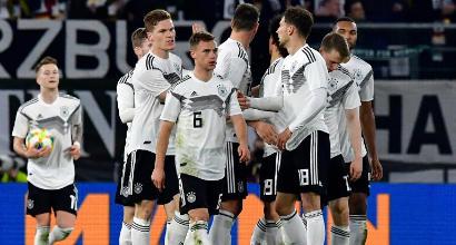 Amichevole: Germania-Serbia 1-1, Goretzka risponde a Jovic