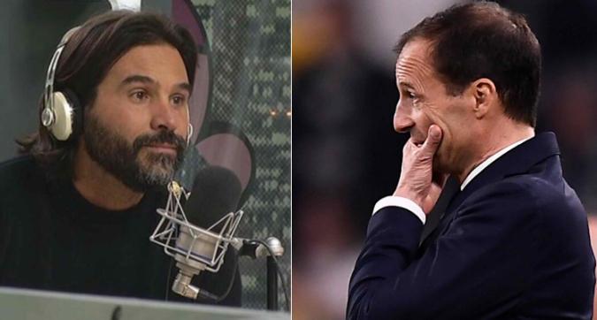 """Adani: """"Allegri arrogante e maleducato. Non prendi CR7 per battere il Chievo, deve rispondere non andarsene..."""""""