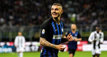 """Icardi, il futuro su Instagram: """"Voglio rimanere all'Inter"""""""