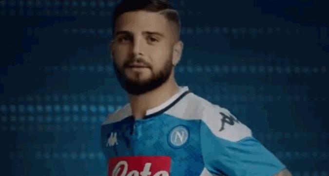 Napoli, presentata la nuova maglia per la stagione 2019/20