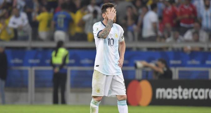Argentina, Messi si arrabbia: