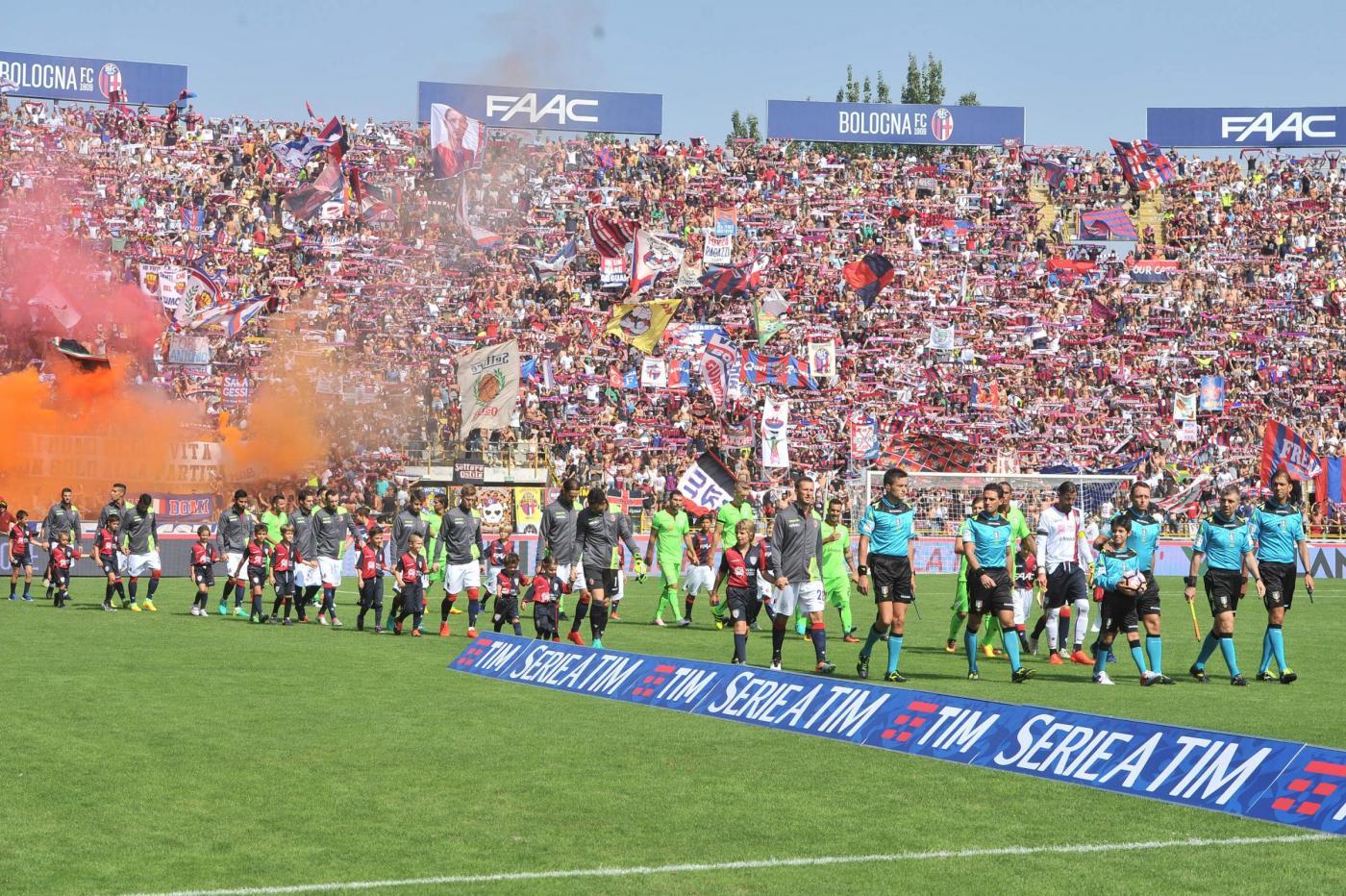 Bologna, pronto riscatto: 2-1 al Cagliari