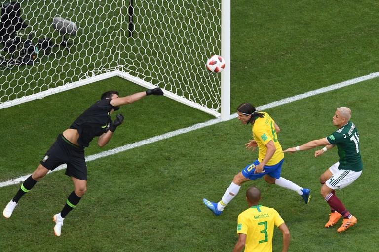 Mondiali 2018: Brasile-Messico 2-0, le foto del match