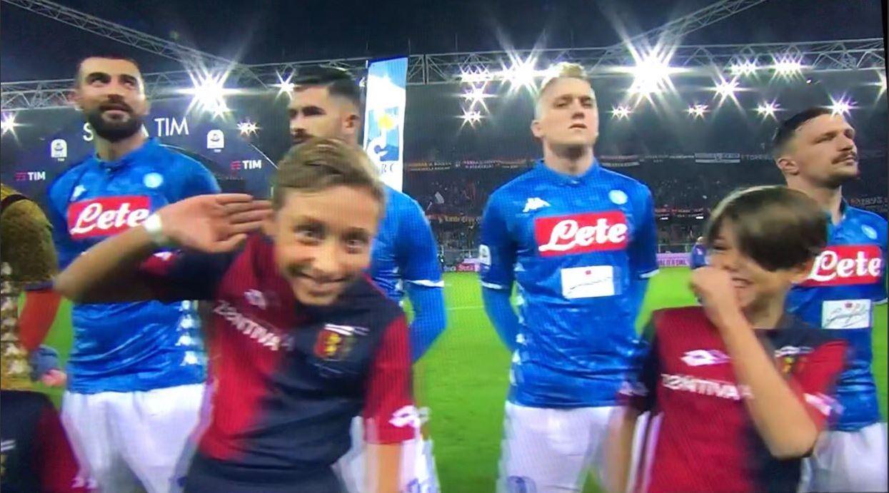 Genoa-Napoli, l'effetto Mourinho arriva anche a Marassi