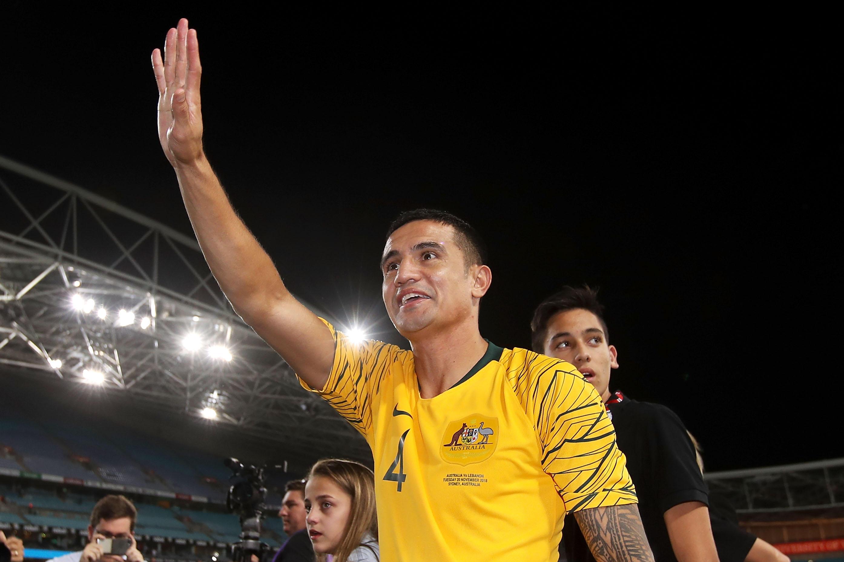L'ultimo a lasciare, simbolo della nazionale dei canguri: Tim Cahill ha salutato l'Australia il 20 novembre, ma l'annuncio era già stato dato a luglio.