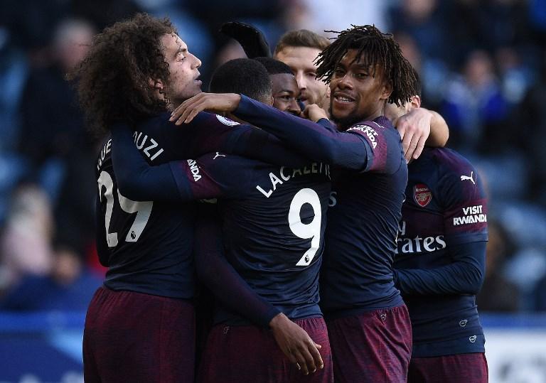 10 - Arsenal (valore: 1,852 miliardi)