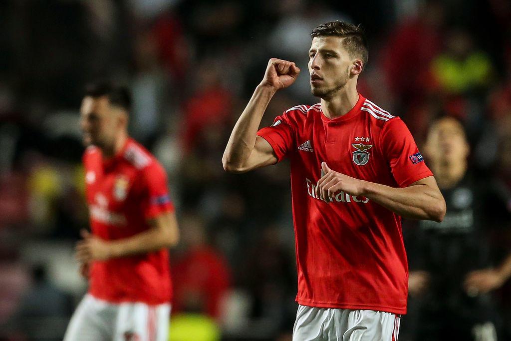Ruben Dias, difensore del Benfica: anche lui seguito da Jorge Mendes, è sul taccuino di Paratici