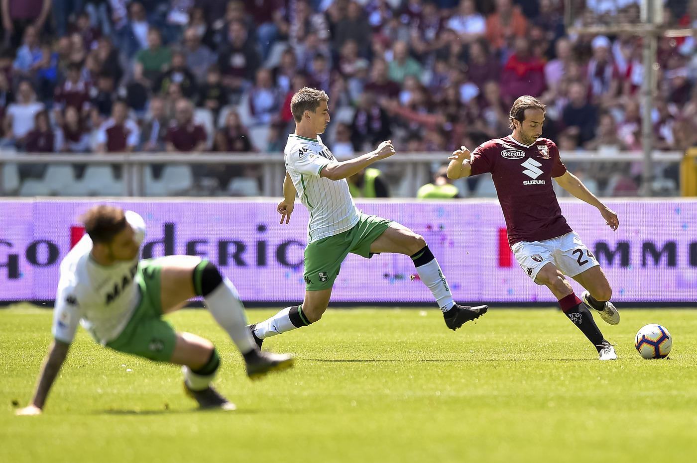 Le immagini del match dell'Olimpico Grande Torino.