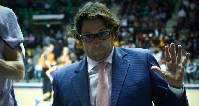 Unics Kazan: ufficiale, Trinchieri nuovo coach