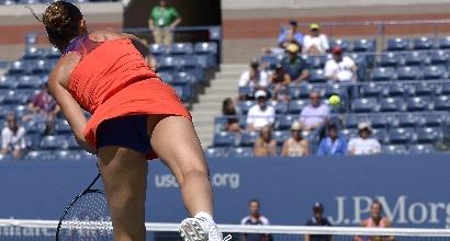 US Open: Pennetta batte Vinci e va in semifinale