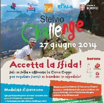 """Stelvio Challenge 2014"", una gara per i sorrisi dei bimbi in ospedale 19"