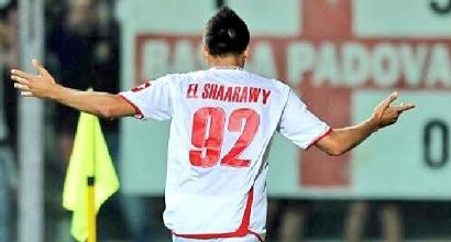 El Shaarawy, Twitter
