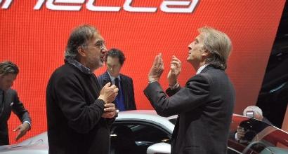Ferrari, è scontro tra Montezemolo e Marchionne