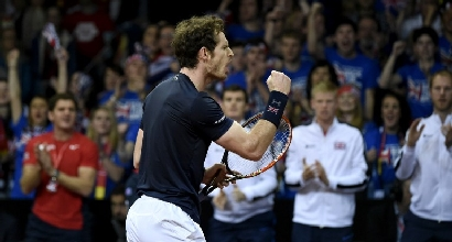 Murray, foto AFP