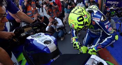 """MotoGP al Mugello, Rossi: """"Pole qui è speciale"""""""