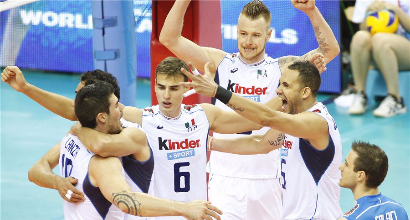 World League, Final Six: Usa ko, Italia in semifinale