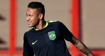 Rio 2016, parte la caccia all'oro del Brasile di Neymar