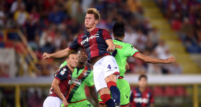HIghlights Bologna-Crotone 1-0, video gol Serie A: Destro beffa Cordaz