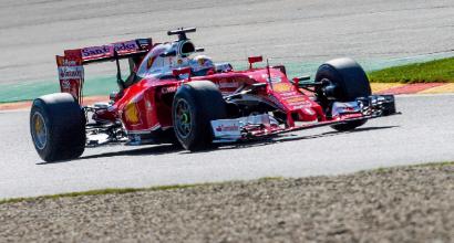 """F1 a Spa, Raikkonen: """"Potevo fare la pole"""""""