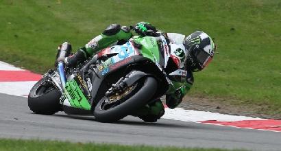 Superbike, Haslam torna in Qatar con la Kawasaki di Pedercini