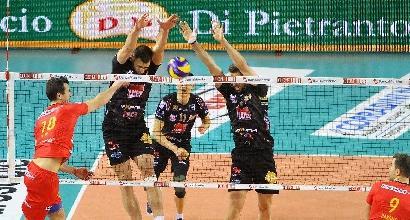 Volley, Champions League: colpo Civitanova, sbancata Resovia