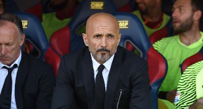 Roma, Spalletti applaude tutti: