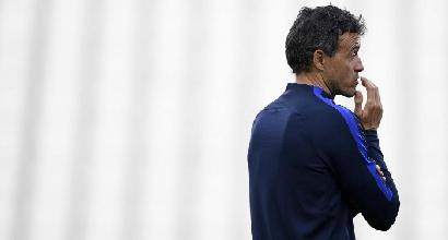 Barcellona: Luis Enrique contro Neymar, Mascherano e Piqué