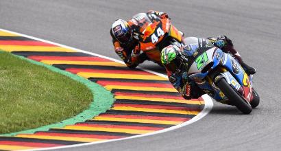 Moto2 Germania, Morbidelli vince ancora e scappa nel mondiale