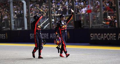 Red Bull, LaPresse
