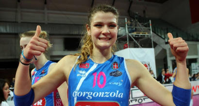 Volley, A1 femminile: Novara rischia ma passa, Modena ko