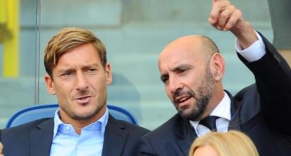 """Totti: """"Ronaldo, Buffon e Zidane i miei top 2016-'17"""""""