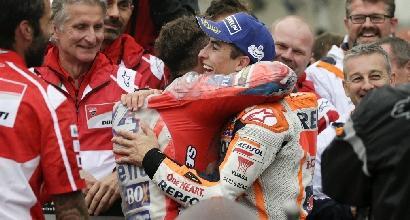 MotoGP, a Phillip Island nuovo duello Marquez-Dovizioso