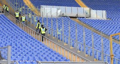 """La Curva Nord dice basta: """"Niente più ululati durante le partite"""""""