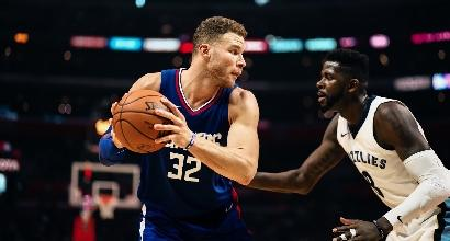 Nba: spettaccolo Golden State e continua la favola Detroit. Clippers ko