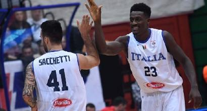 Basket, qualificazioni Mondiali 2019: l'Italia affonda la Croazia