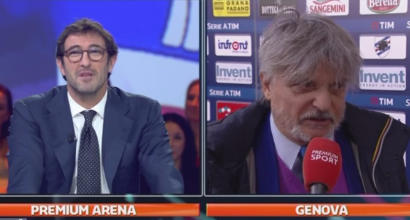"""""""Salutame a soreta"""", Ferrara replica a Ferrero: """"Il confine tra genuinità e maleducazione è davvero sottile"""""""