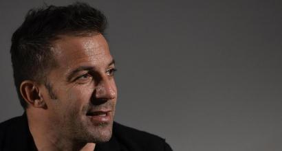 """Figc: Del Piero, Gullit e Bagnoli entrano nella """"Hall of fame"""""""