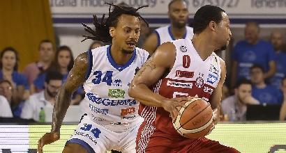 Basket: Milano espugna Brescia e si porta sul 2-1 nella serie