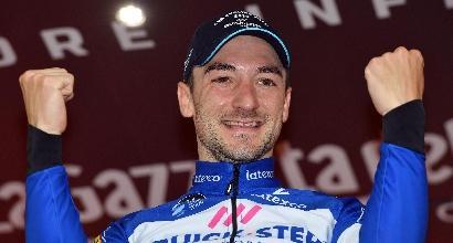 Ciclismo, è Elia Viviani il nuovo campione italiano