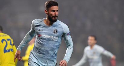 Europa League: il Chelsea avanza ai sedicesimi