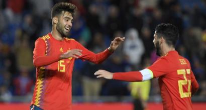 La Spagna si riscatta in amichevole: Bosnia ko