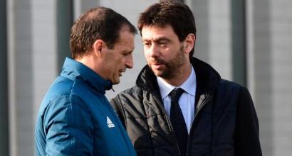 """Juve, Allegri: """"Il rumore dei nemici mi è indifferente: conta più lo Young Boys che l'Inter"""""""
