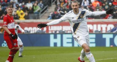 Ibrahimovic vuole il Milan, ma è prigioniero dei Galaxy
