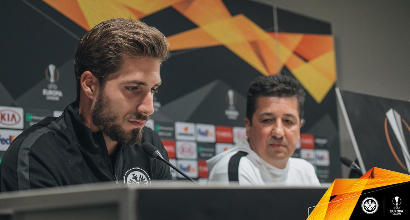 """Europa League, Trapp carica l'Eintracht: """"Con l'Inter è una sfida da Champions"""""""