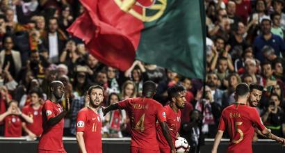 Qualificazioni Euro 2020: si ferma CR7, la Serbia strappa un punto al Portogallo