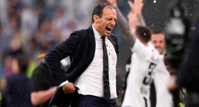 """Juve, Allegri: """"Chi vince non può essere criticato"""""""