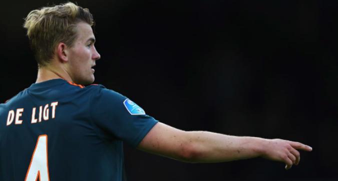 Lo United piomba su De Ligt: offerti 14 mln a stagione