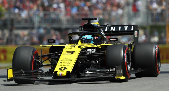 """Renault, Ricciardo rivede la luce: """"Quarto è come una pole"""""""