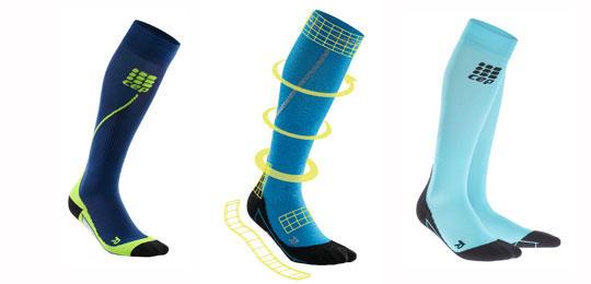 I benefici delle calze compressive Cep per il runner